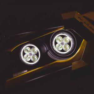 LUCES LED R.JW.C